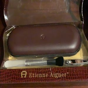 Etienne Aigner Hand Care / Make Up Kit NEW